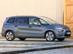 Ver foto 20 de Citroen C4 Grand Picasso UK 2014