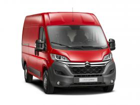 Fotos de Citroen Jumper Furgon 2014