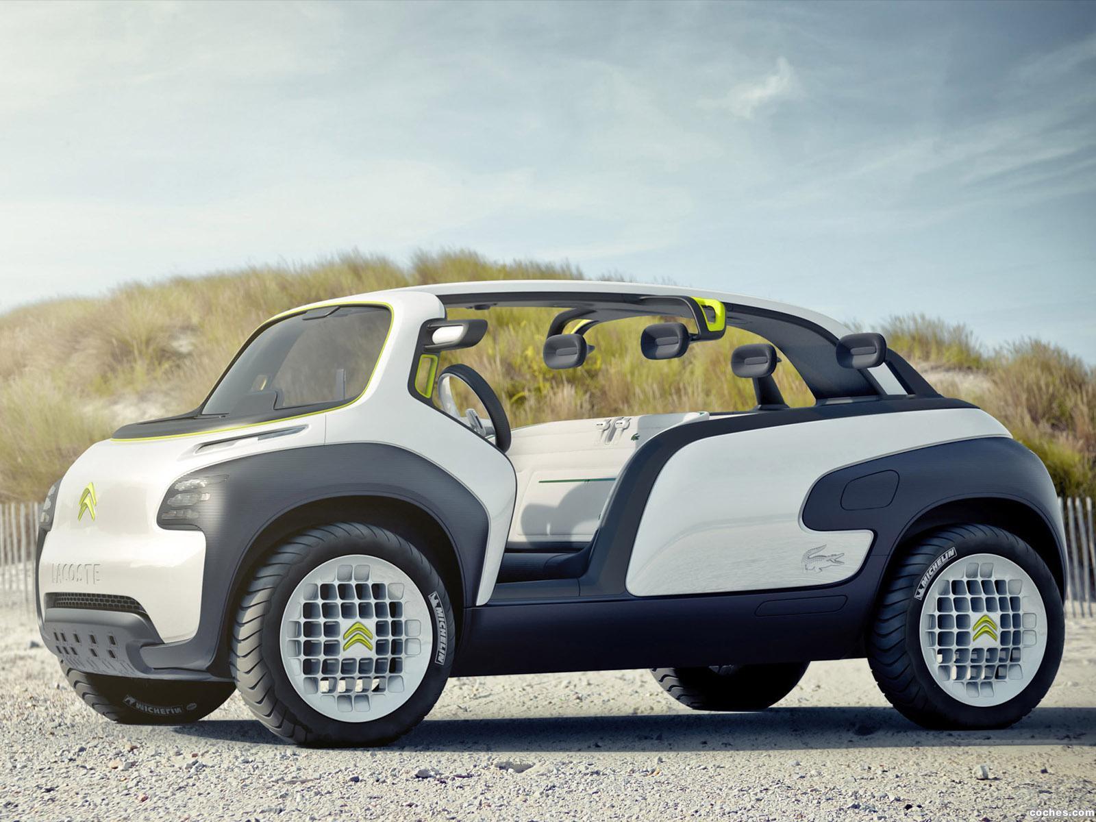 Foto 0 de Citroen Lacoste Concept 2010