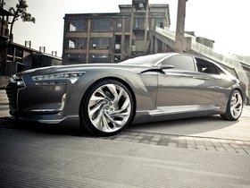 Ver foto 5 de Citroen Metropolis Concept 2010