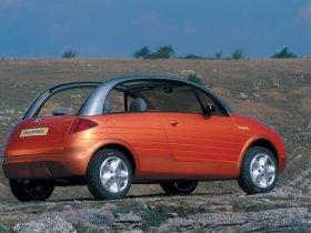 Ver foto 7 de Citroen Pluriel Concept 1999