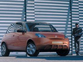 Ver foto 3 de Citroen Pluriel Concept 1999