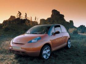 Ver foto 1 de Citroen Pluriel Concept 1999