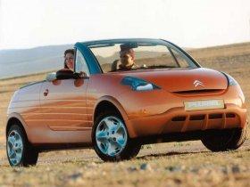 Ver foto 8 de Citroen Pluriel Concept 1999