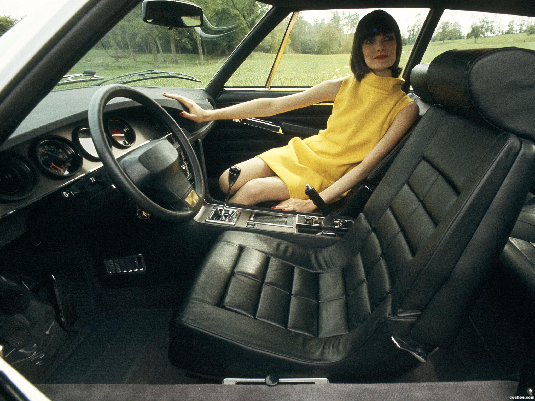 Foto 3 de Citroen SM 1972