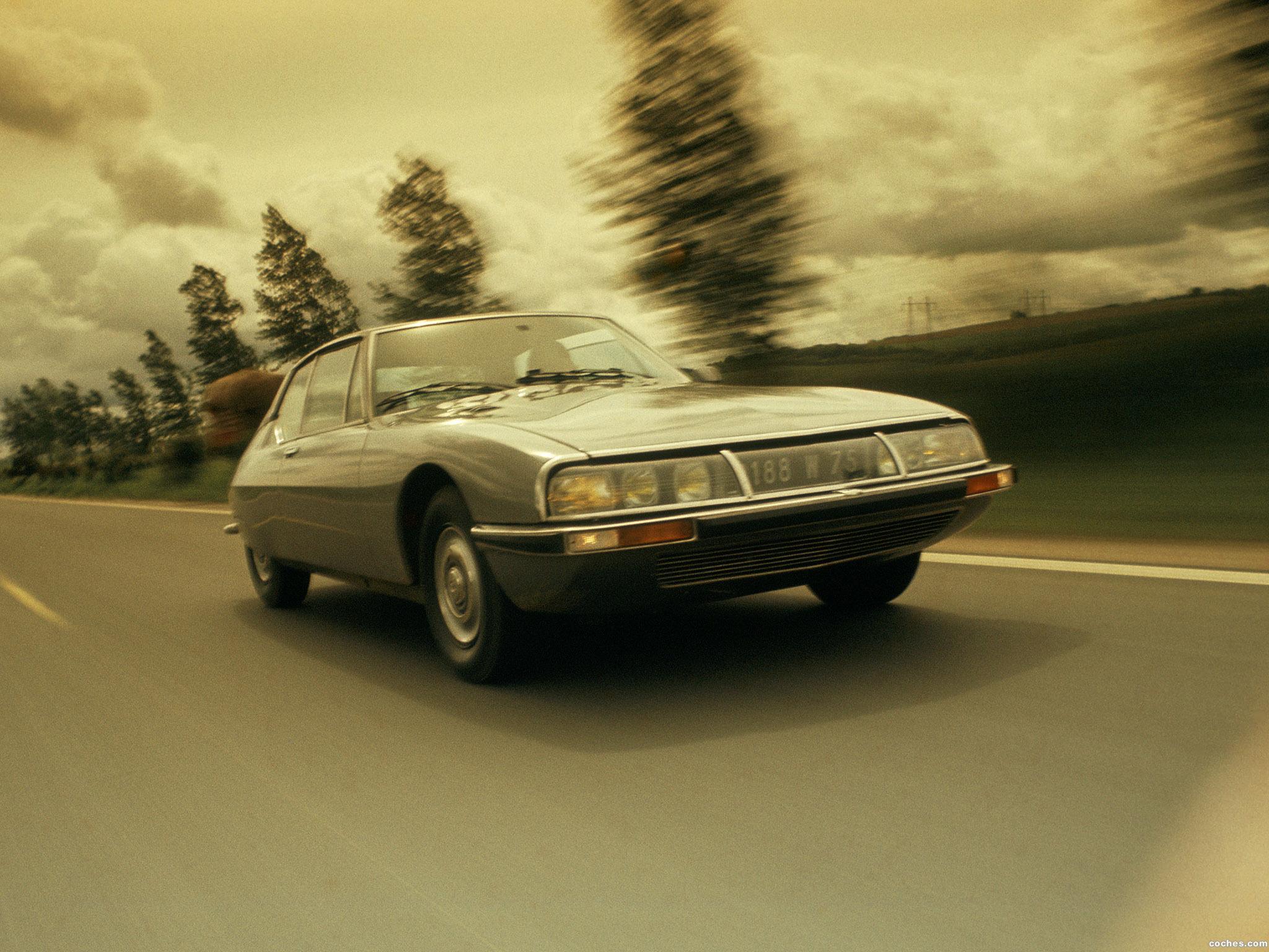 Foto 0 de Citroen SM 1972