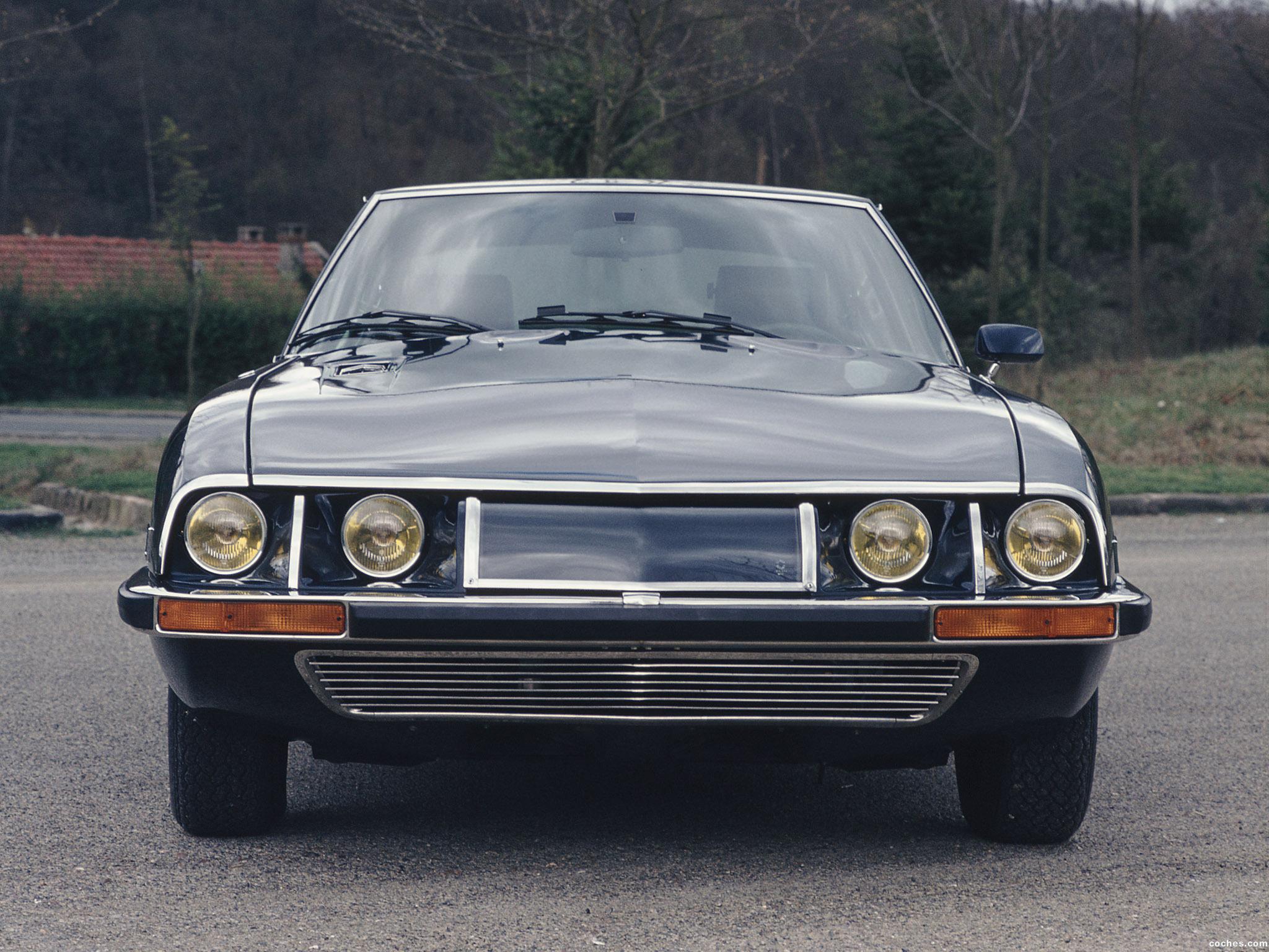 Foto 0 de Citroen SM Automatic 1971