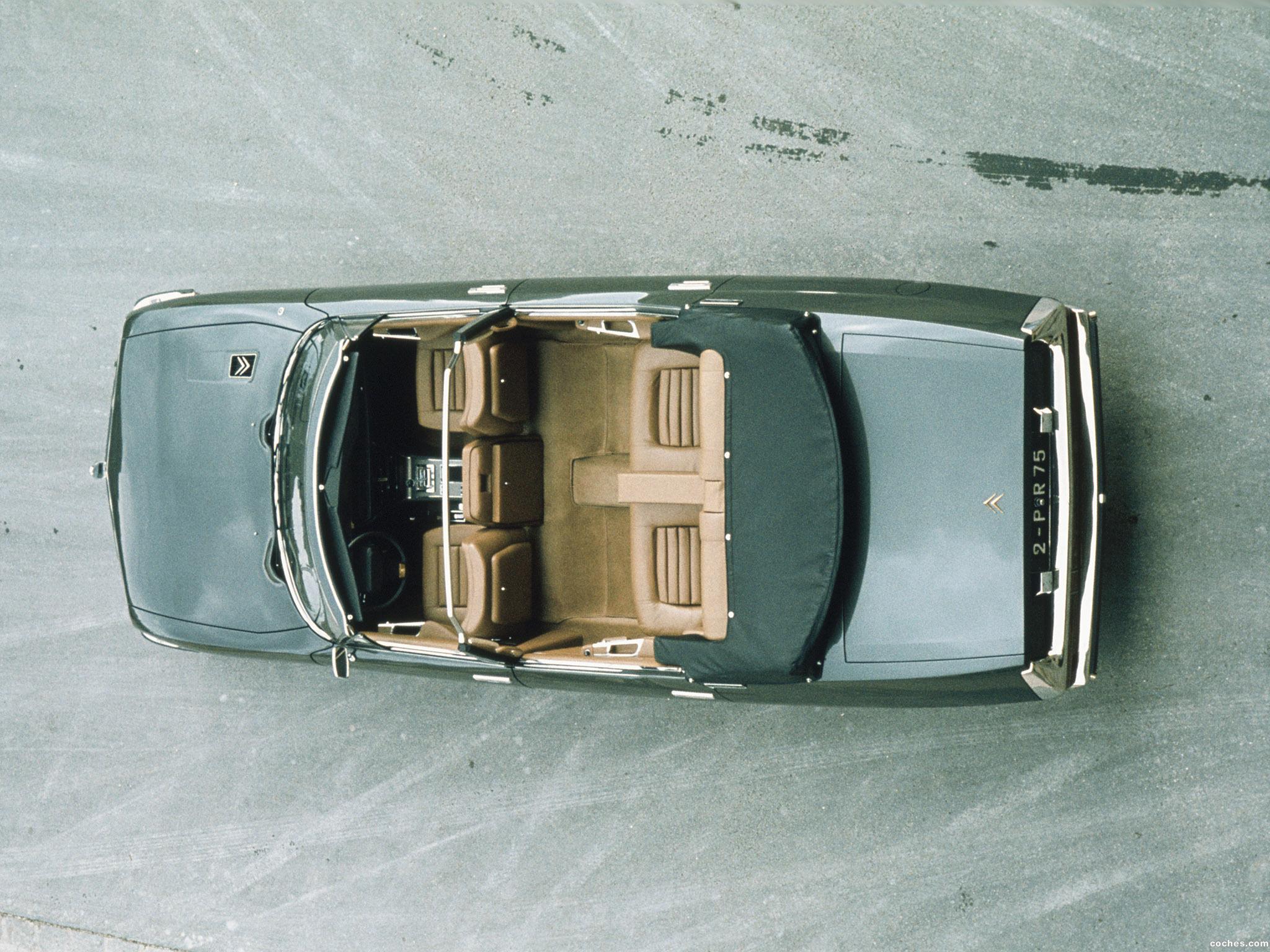 Foto 2 de Citroen SM Presidential 1972