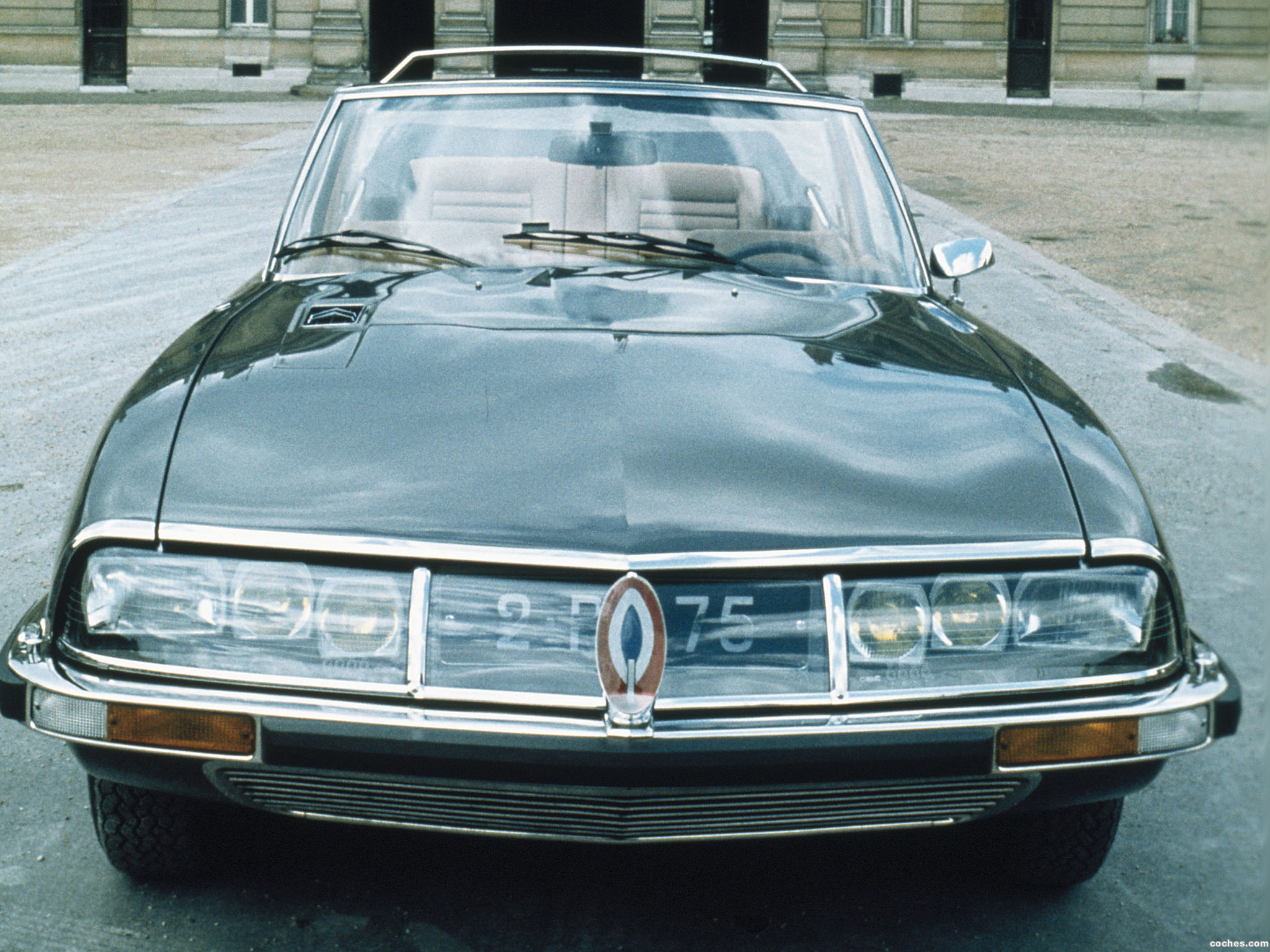 Foto 0 de Citroen SM Presidential 1972
