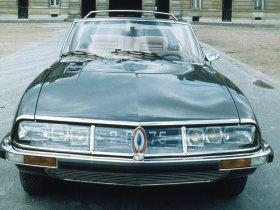 Ver foto 1 de Citroen SM Presidential 1972