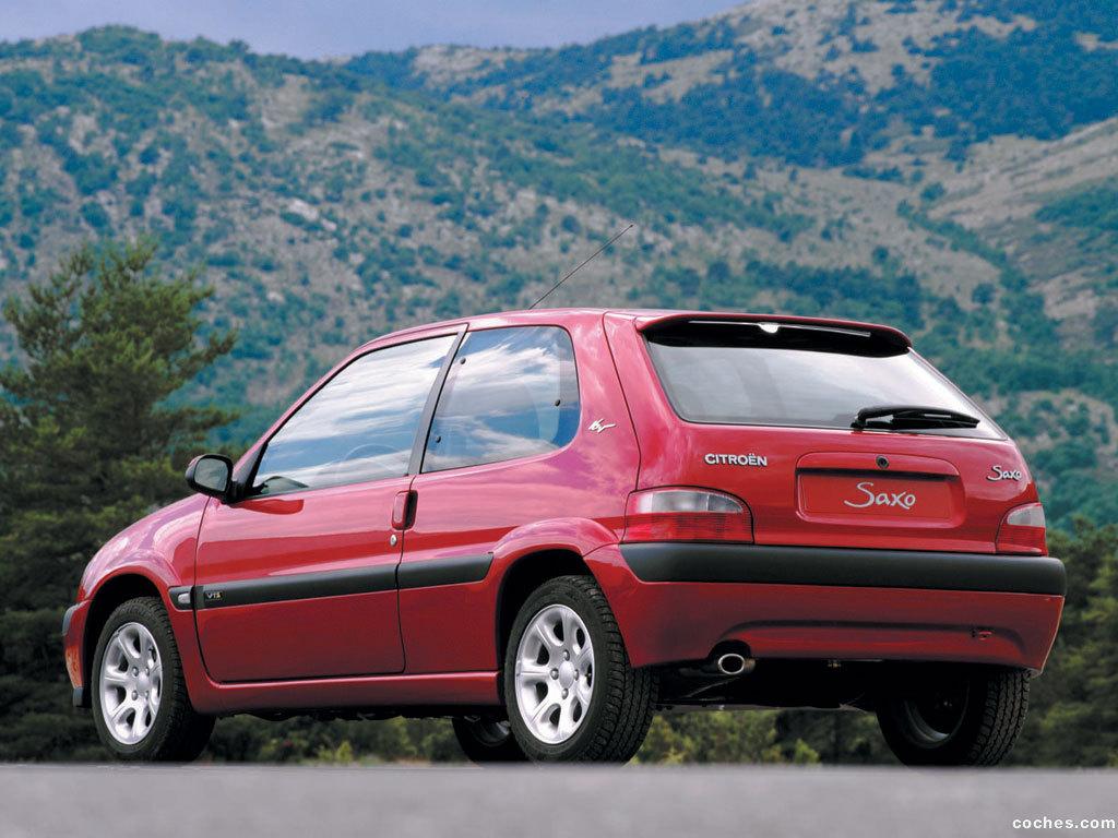 Foto 1 de Citroen Saxo 1995