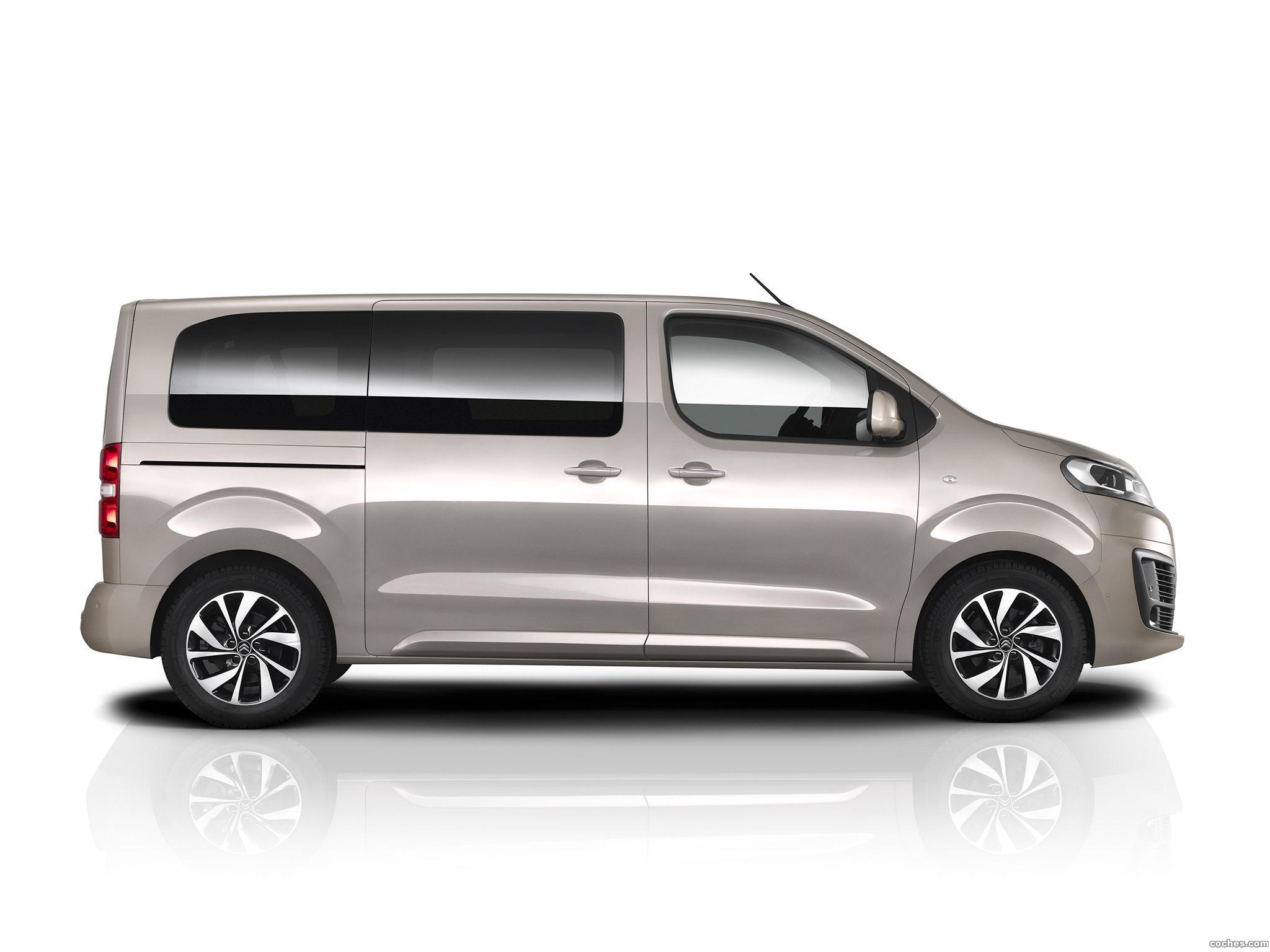 Foto 6 de Citroen SpaceTourer 2016