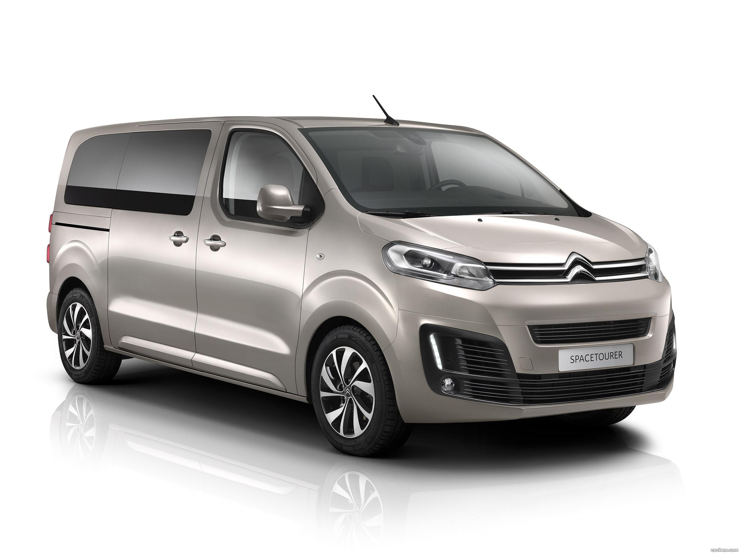 Foto 3 de Citroen SpaceTourer 2016