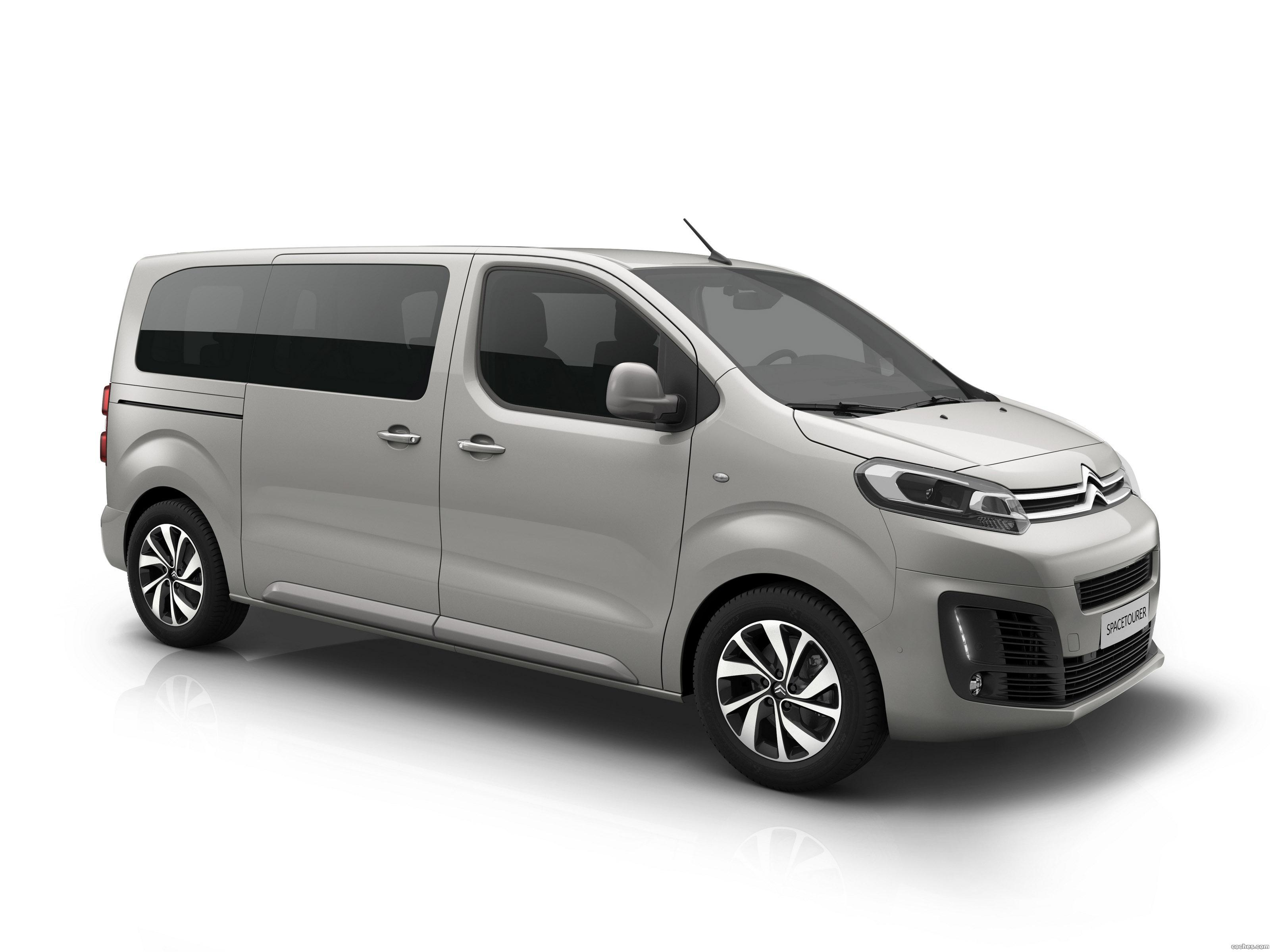 Foto 0 de Citroen SpaceTourer 2016