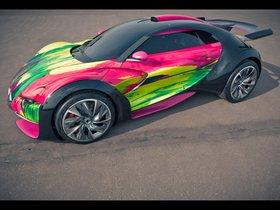 Ver foto 3 de Citroen Survolt Concept Art Car 2010
