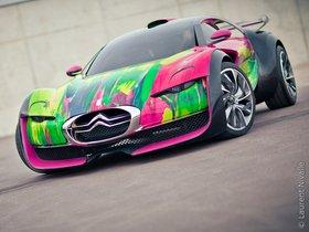 Ver foto 1 de Citroen Survolt Concept Art Car 2010