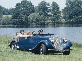 Ver foto 7 de Citroen Traction Avant 11CV Cabrio 1935