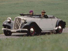 Ver foto 6 de Citroen Traction Avant 11CV Cabrio 1935