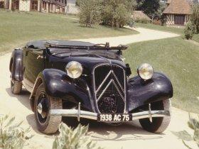 Ver foto 4 de Citroen Traction Avant 11CV Cabrio 1935