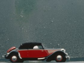 Ver foto 2 de Citroen Traction Avant 11CV Cabrio 1935