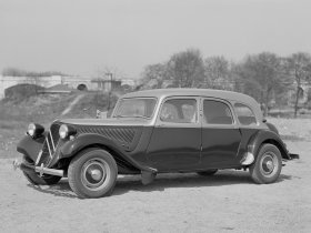 Fotos de Citroen Traction Avant 11CV Combi