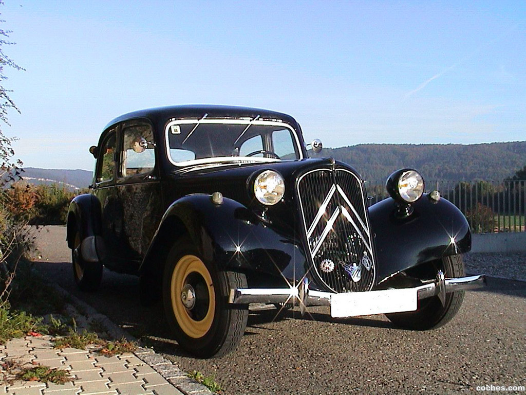Foto 0 de Citroen Traction Avant 11CV
