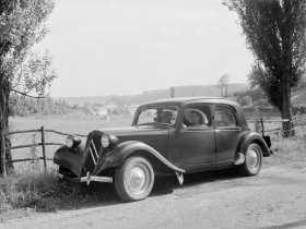 Ver foto 3 de Citroen Traction Avant 11CV