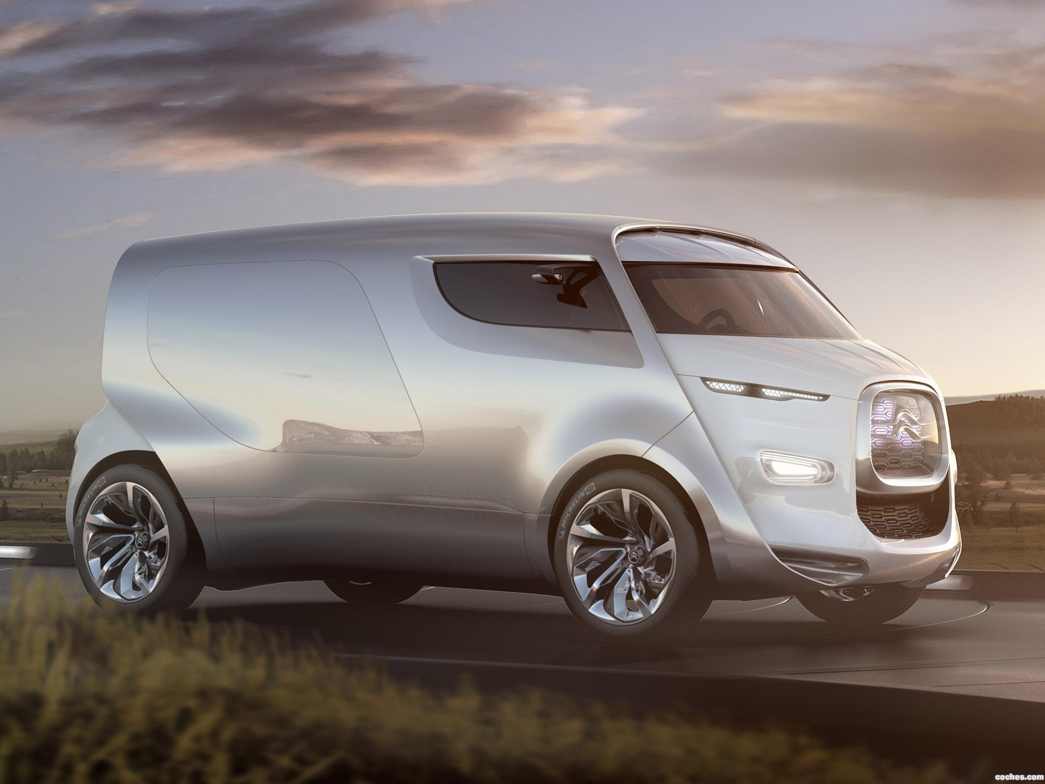 Foto 0 de Citroen Tubik Concept 2011