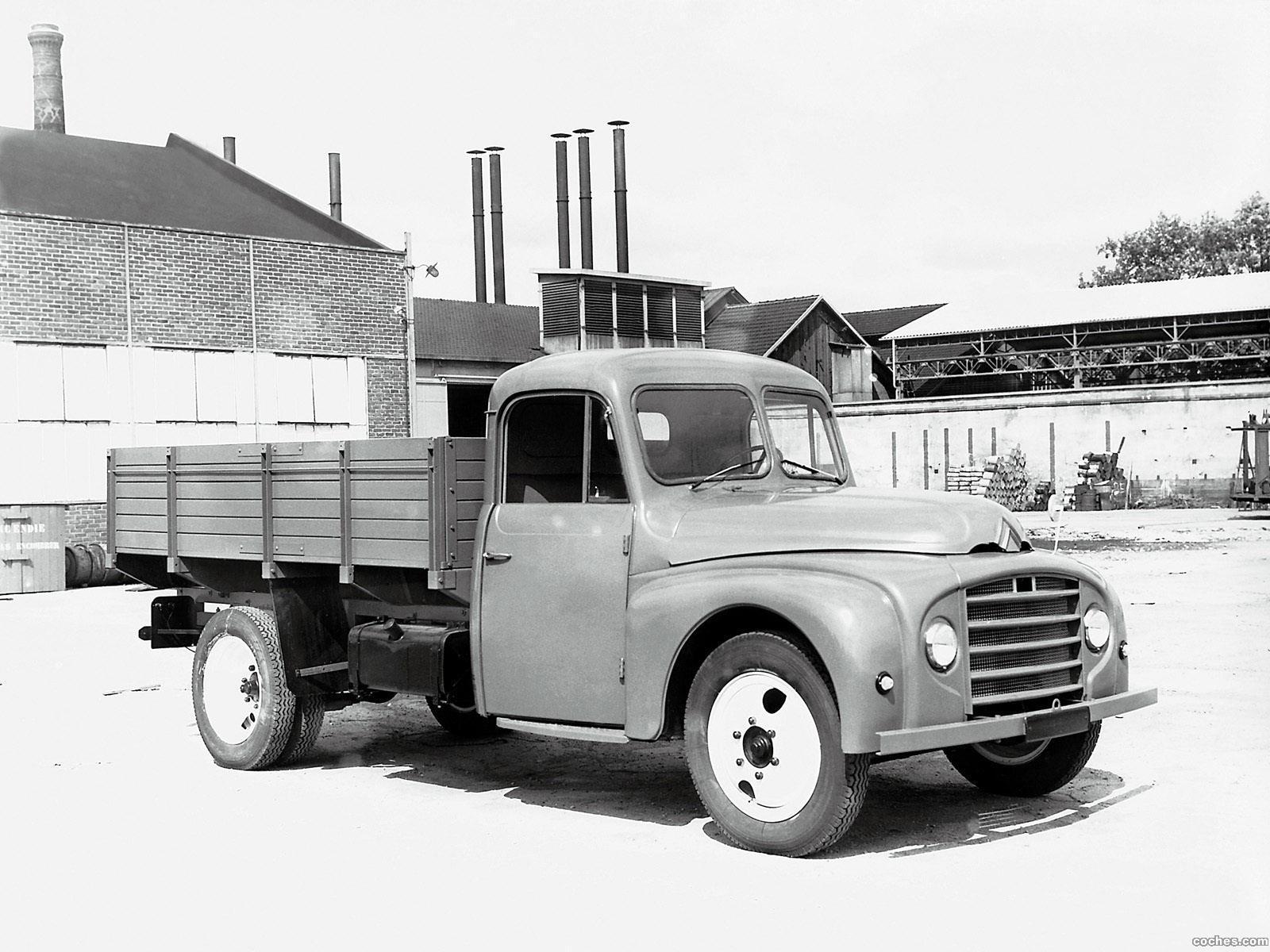 Foto 0 de Citroen Type 23 1956