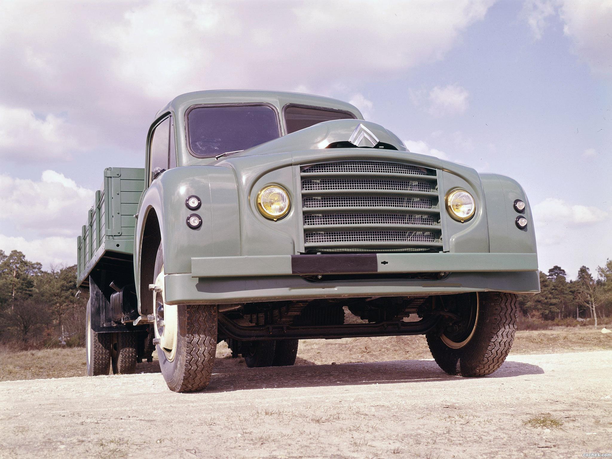 Foto 0 de Citroen Type 55 1953