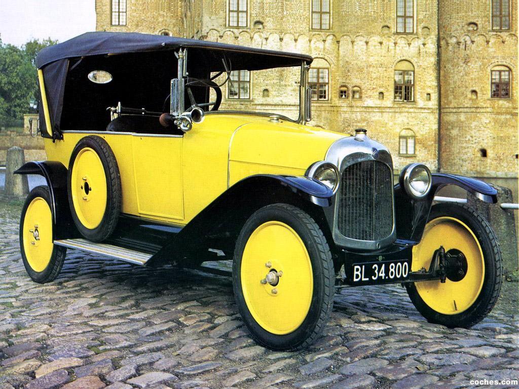 Foto 0 de Citroen Type-A 1922
