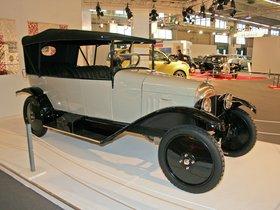 Ver foto 2 de Citroen Type-A 1922