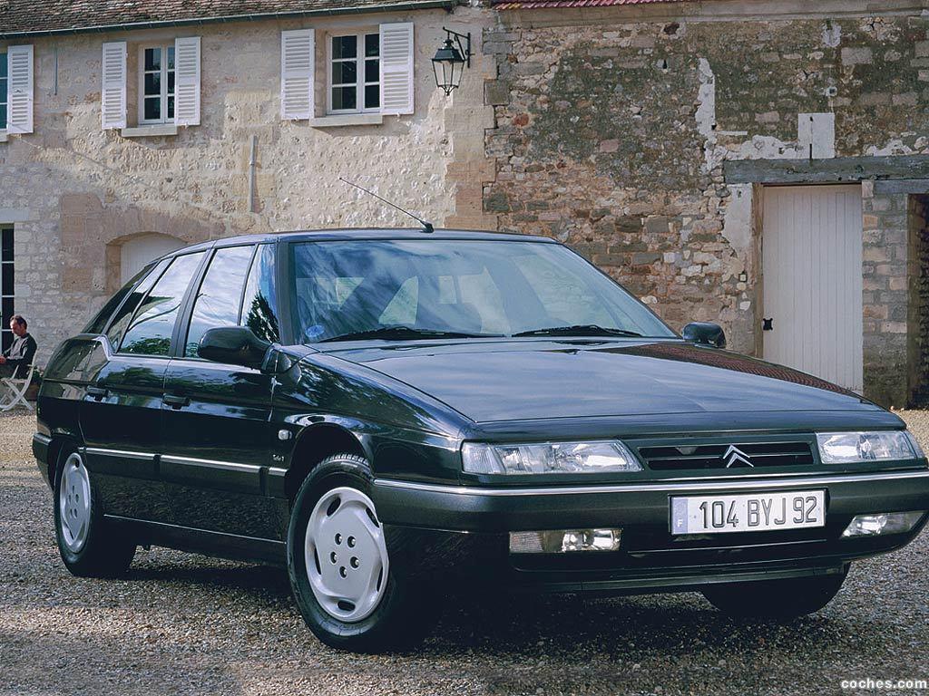 Foto 0 de Citroen XM 1989