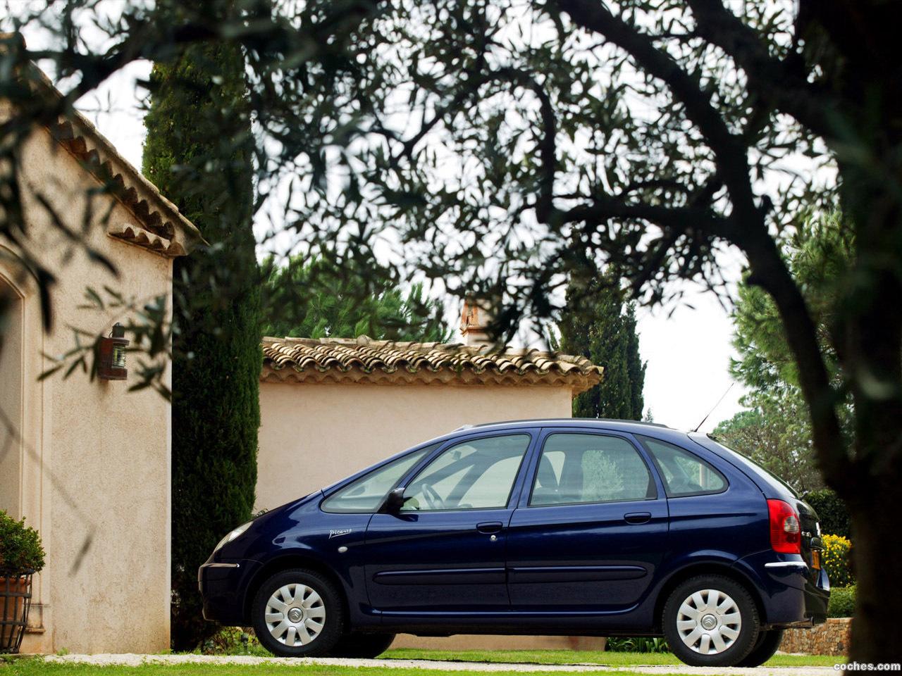 Foto 7 de Citroen Xsara Picasso 2004