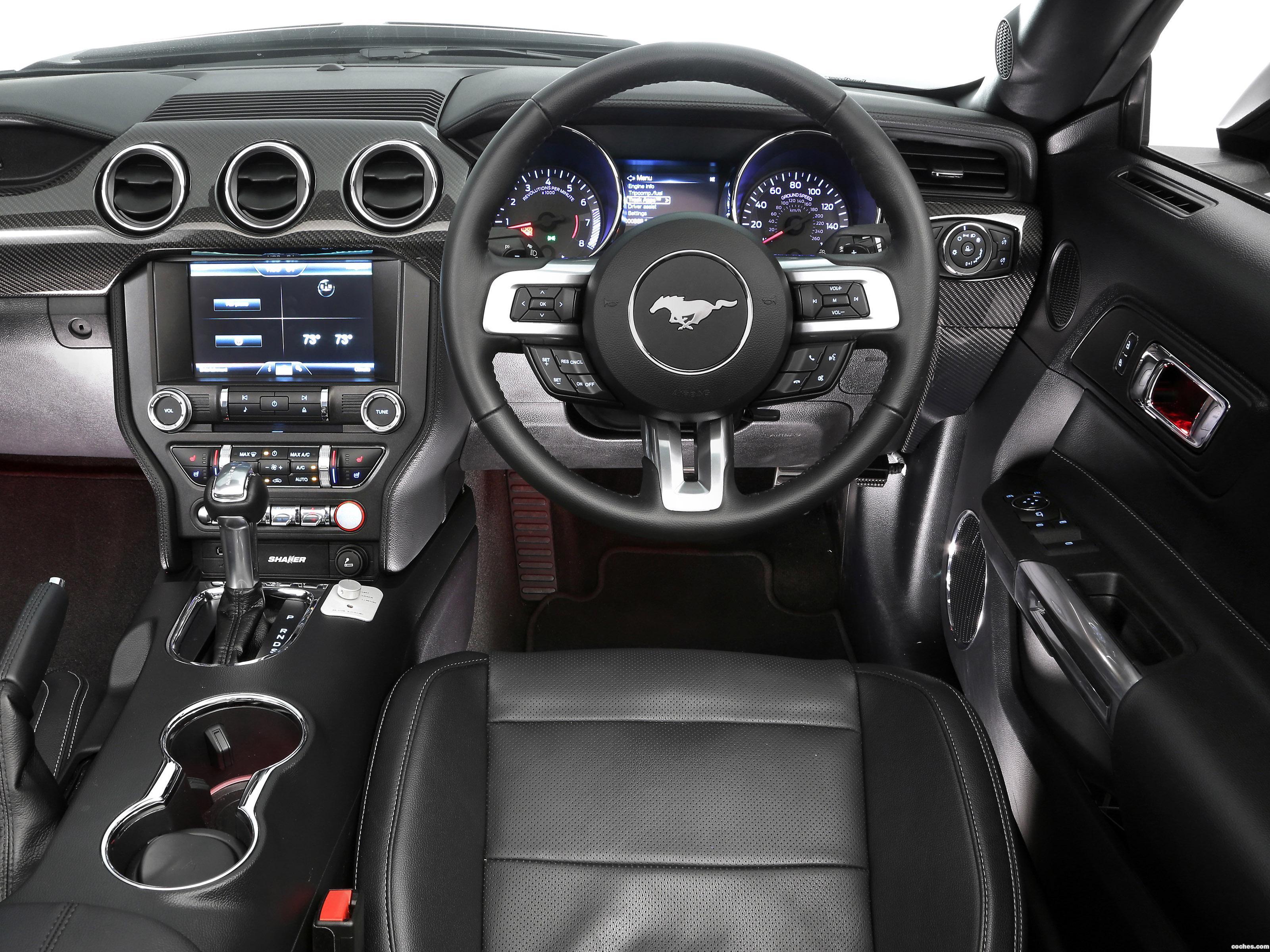 Foto 8 de Clive Sutton Ford Mustang CS500 Convertible 2016