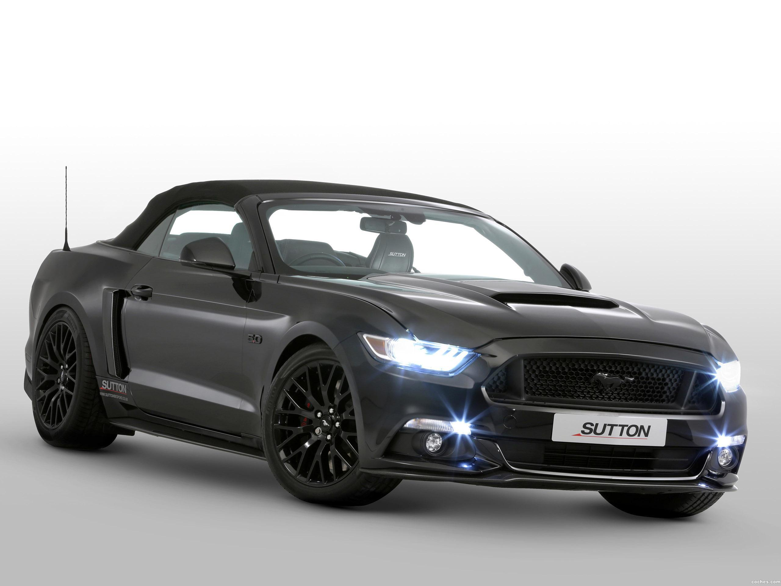 Foto 3 de Clive Sutton Ford Mustang CS500 Convertible 2016