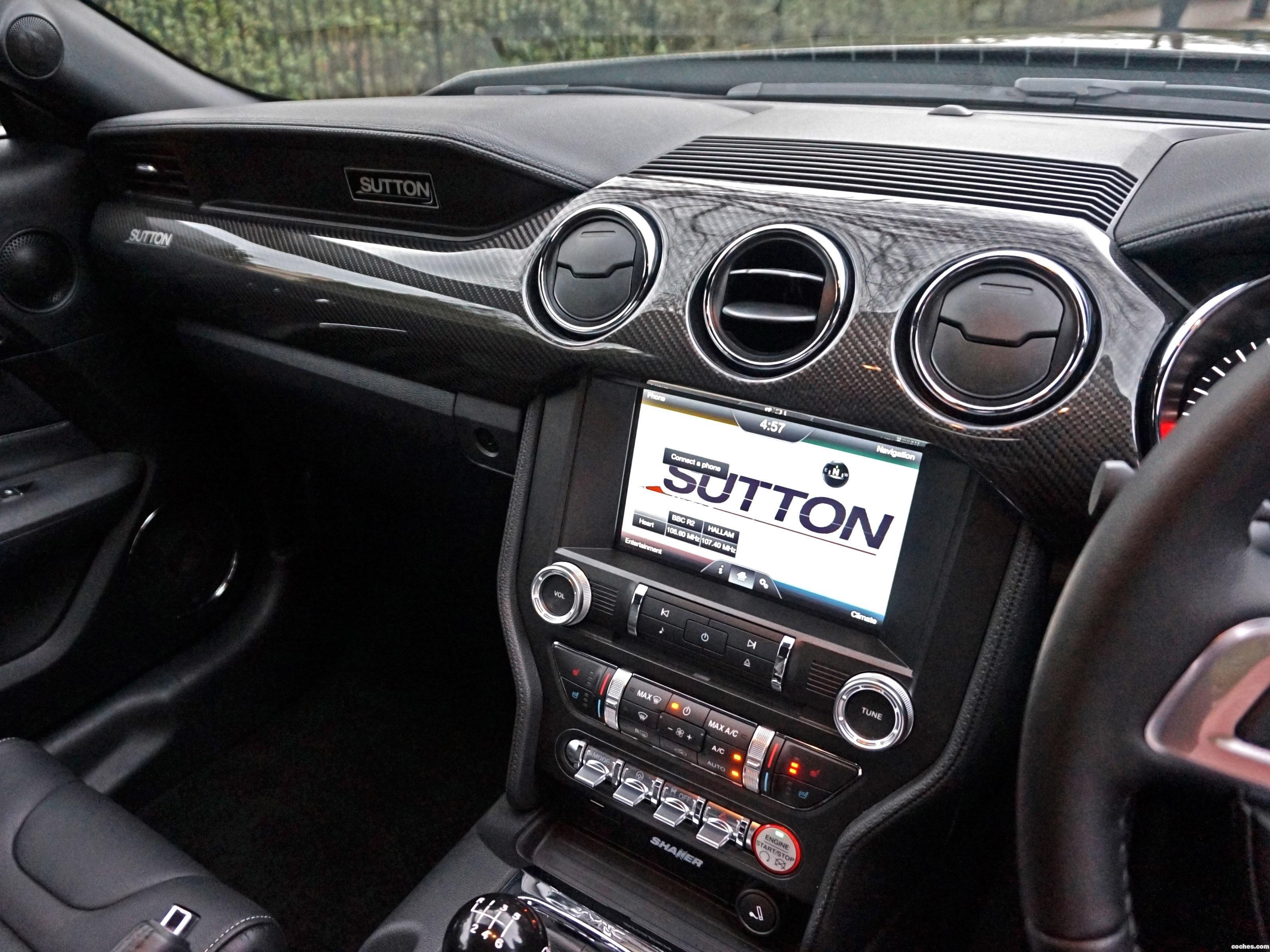 Foto 4 de Clive Sutton Ford Mustang CS800 2017