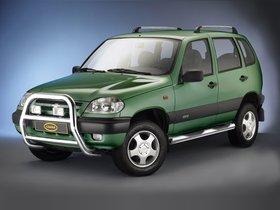 Ver foto 2 de Cobra Chevrolet Niva 2002