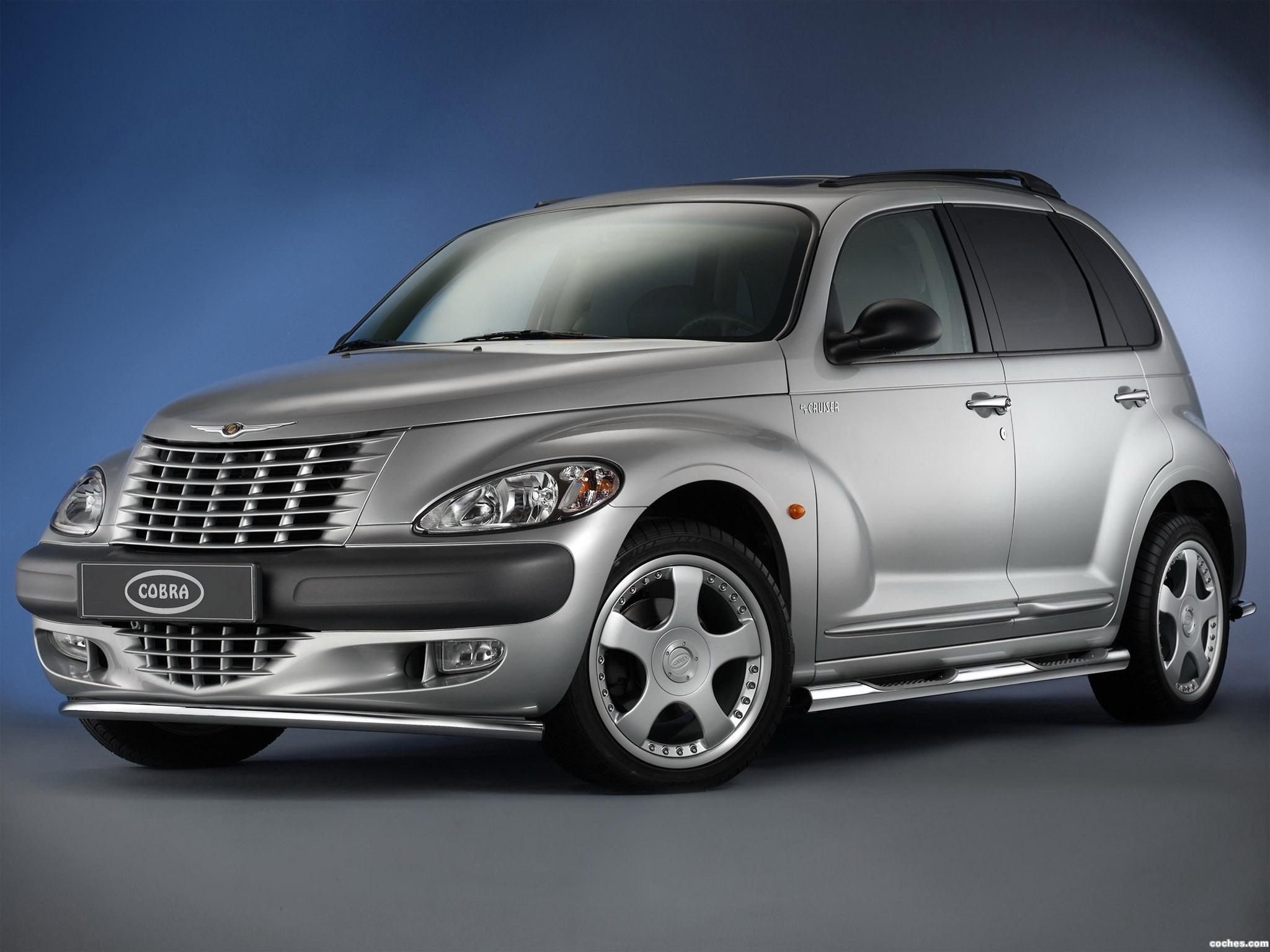 Foto 0 de Cobra Chrysler PT Cruiser 2001