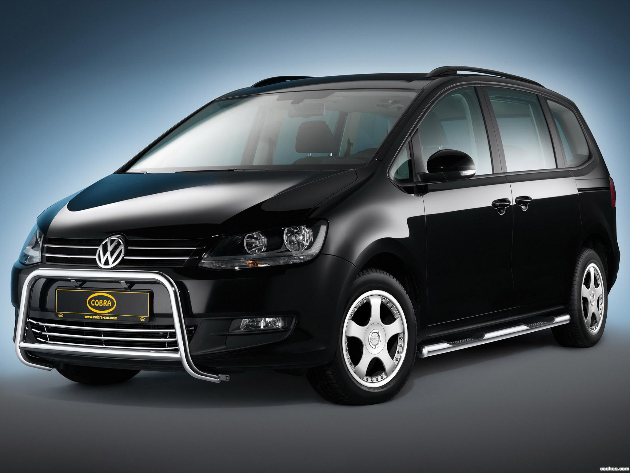 Foto 0 de Cobra Volkswagen Sharan 2011