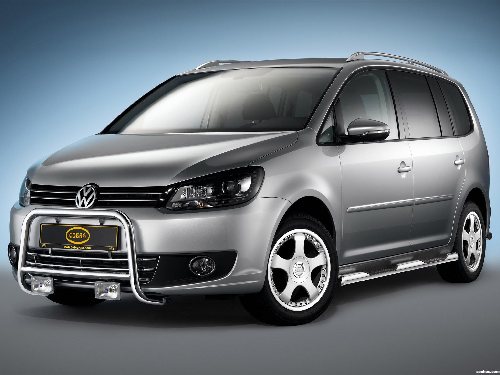 Foto 0 de Volkswagen Cobra Touran 2011
