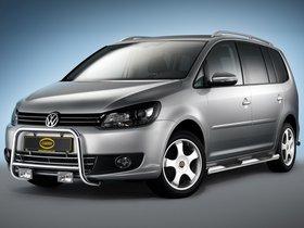 Ver foto 4 de Volkswagen Cobra Touran 2011