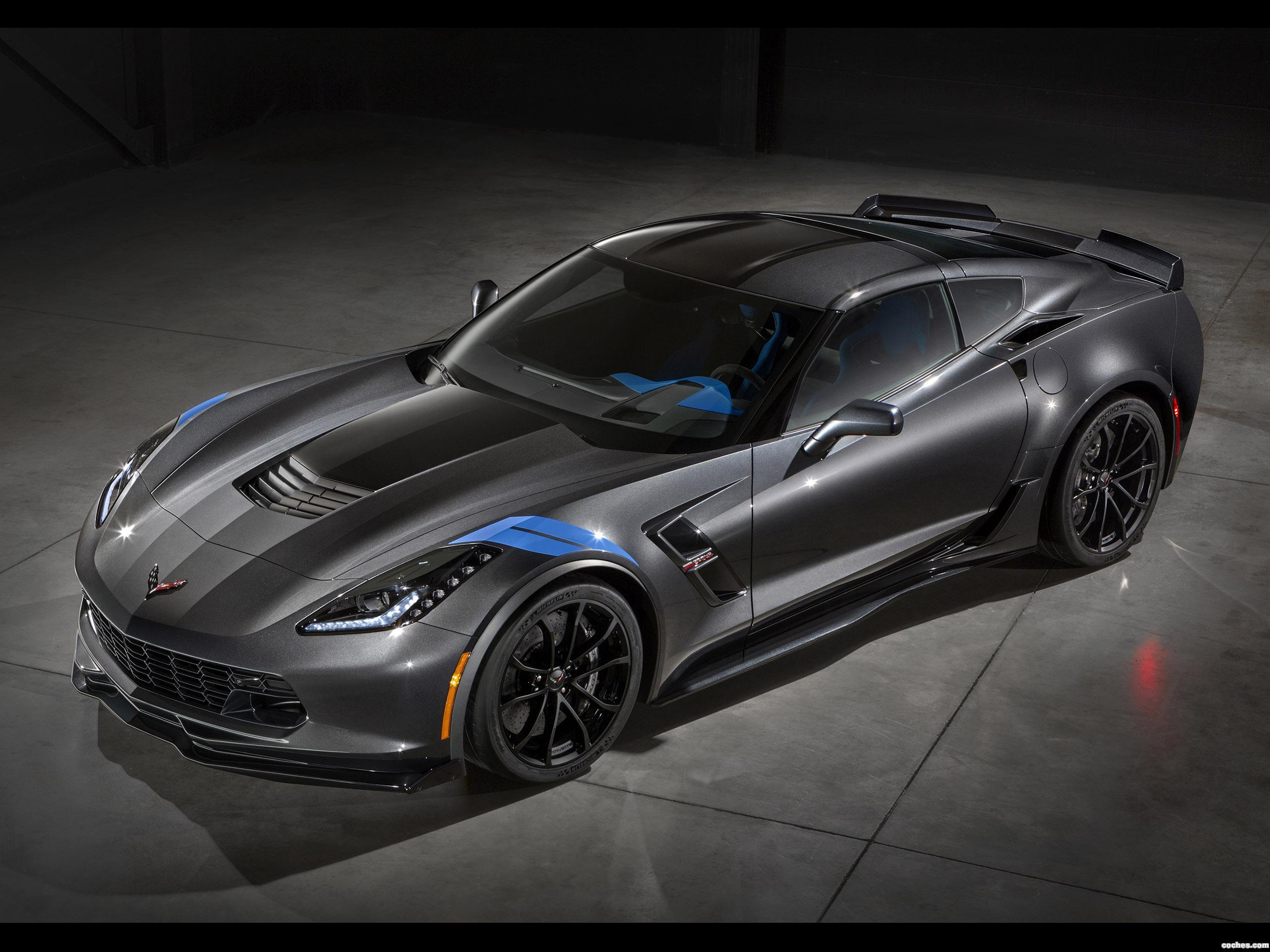 Foto 0 de Chevrolet Corvette C7 Grand Sport 2016