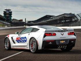 Ver foto 5 de Chevrolet Corvette C7 Grand Sport Indy 500 Pace Car 2017