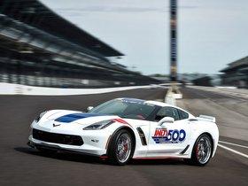 Ver foto 4 de Chevrolet Corvette C7 Grand Sport Indy 500 Pace Car 2017