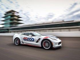 Ver foto 3 de Chevrolet Corvette C7 Grand Sport Indy 500 Pace Car 2017
