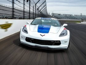 Ver foto 2 de Chevrolet Corvette C7 Grand Sport Indy 500 Pace Car 2017