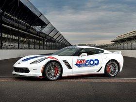 Fotos de Chevrolet Corvette C7 Grand Sport Indy 500 Pace Car 2017