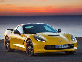 Ver foto 12 de Chevrolet Corvette C7 Stingray Coupe Europe 2013