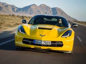 Ver foto 10 de Chevrolet Corvette C7 Stingray Coupe Europe 2013